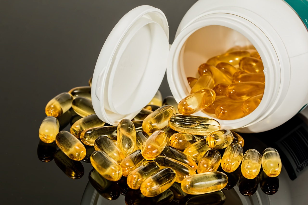 Supplements for the menopause