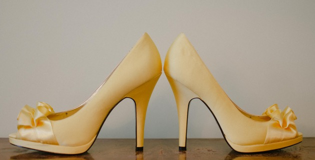 High heels cosmetic foot surgery