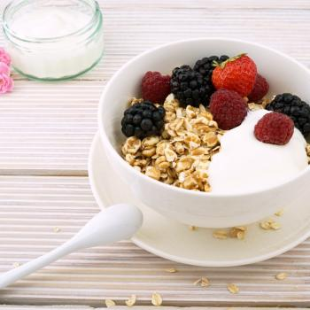Yoghurt may cure depression