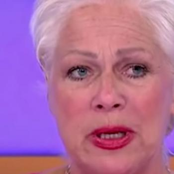 Actress Denise Welch talks about menopausal depression